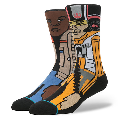Resistance 2 socks by Stance