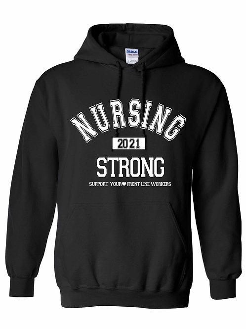 Nursing Strong Hoodie