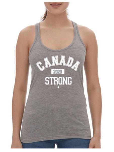 Canada Strong Varsity T (Womens)
