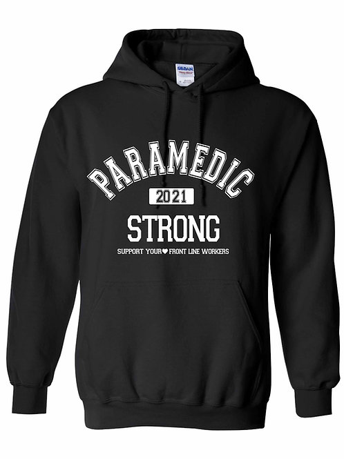 Paramedic Strong Hoodie