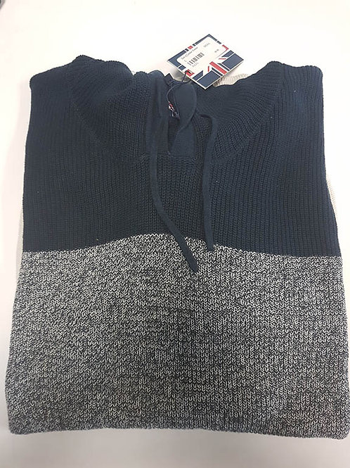 Soul of London Two Tone Sweater 192300
