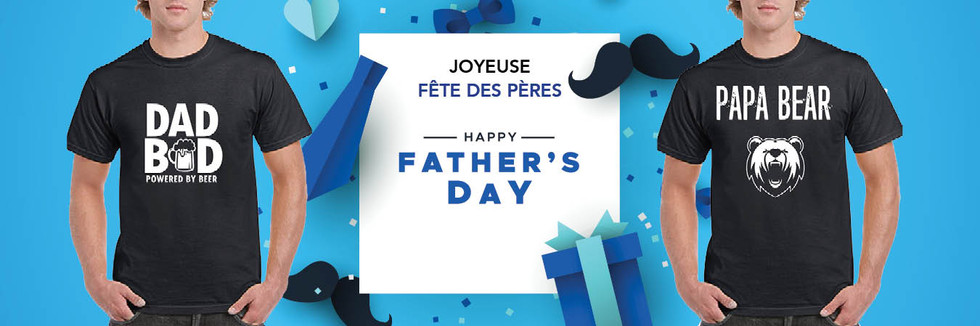 Father's Day   Fête des pères