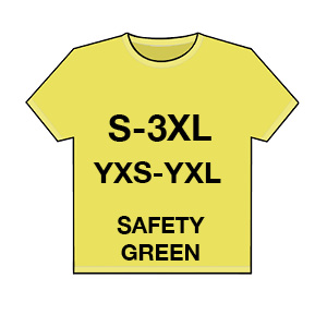 019 safety green