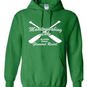 Irish Green Hoodie