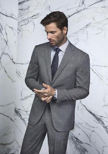 Suit by Paul Betenly