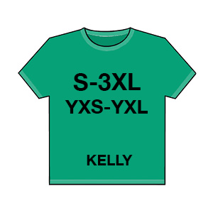 016 kelly green