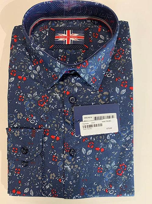 Soul of London Shirt 192716