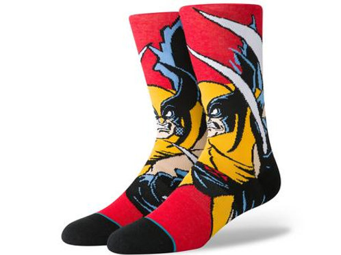 XMen: Wolverine socks by Stance
