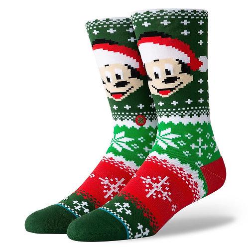 Christmas Mickey Mouse Socks
