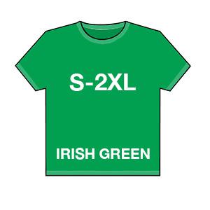 030 irish green