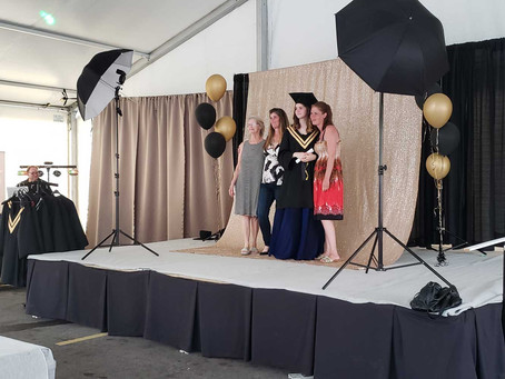 Prom and Grad Private Photoshoot experience