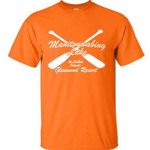 Safety Orange Shirt