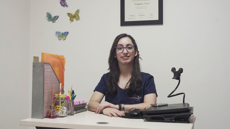 Lizeth García - Trabajadora social