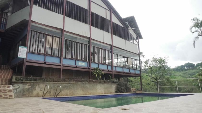 Sede campestre - Residencial