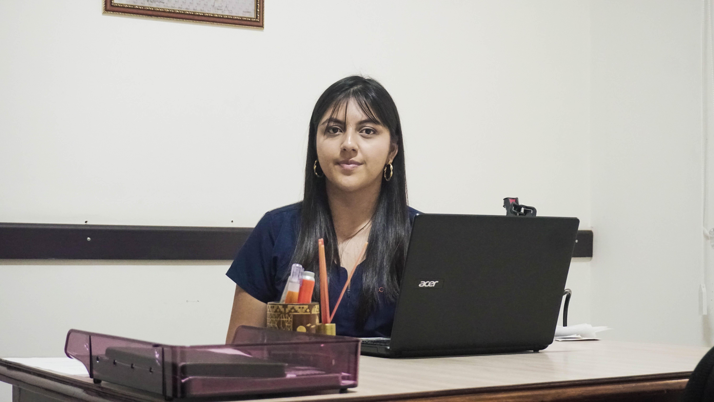 Angela Sansón - Terapeuta Ocupacional