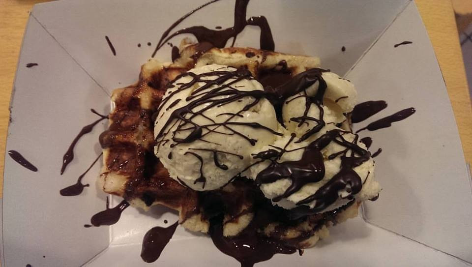 Salt Lake City, A Vegetarian, and Waffles: A Love Story