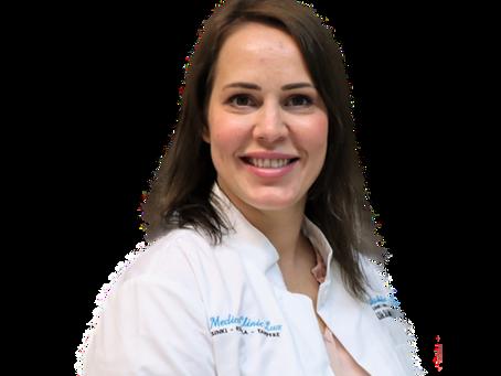 Tapaa sairaanhoitaja Elisa Salko