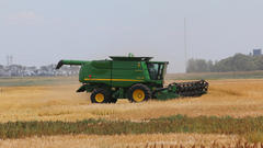 FARM EQUIPMENT & MACHINERY