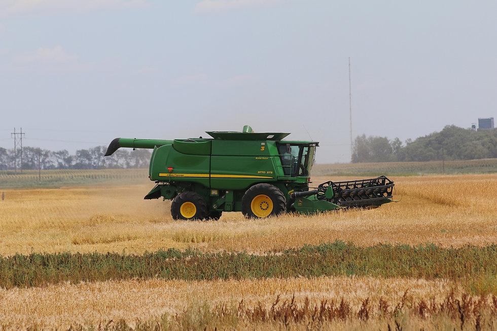 Harvest Guidance Trimble Koch Ag