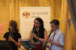 Clarinet Ensemble 3