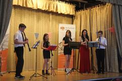 Clarinet Ensemble 1