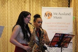 Sax duet 1