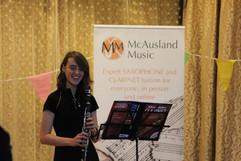 Clarinet solo 3