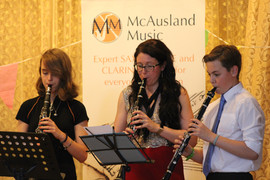 Clarinet Ensemble 4