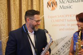 Sax duet 3
