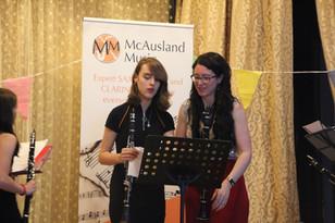 Clarinet Ensemble 2