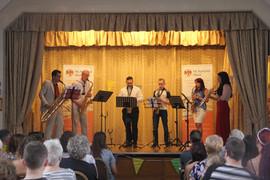Sax ensemble 4