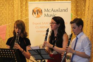 Clarinet Ensemble 5