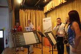 Sax ensemble 3