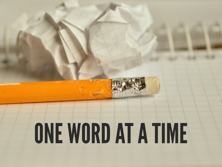 One Word at a Time