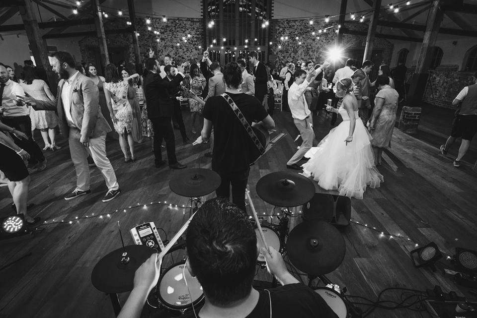 leeds wedding band