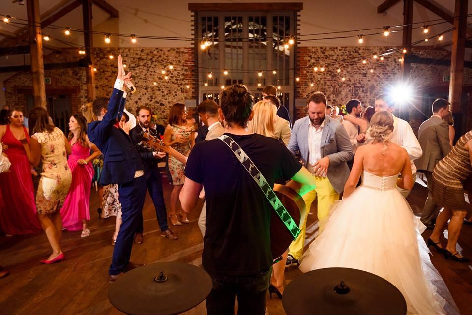90s wedding band