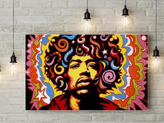 Jimi Hendrix 'Fire'