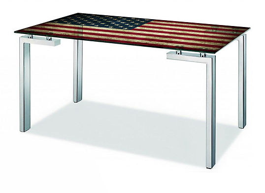 american flag vintage glass table.jpg