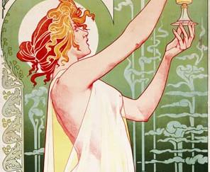 Vintage Poster 'Absinthe Robette'