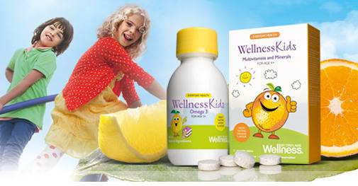 Детские мультивитамины и Омега 3