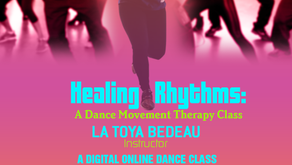 Healing Rhythms: Let's Dance, Heal and Grow Together!