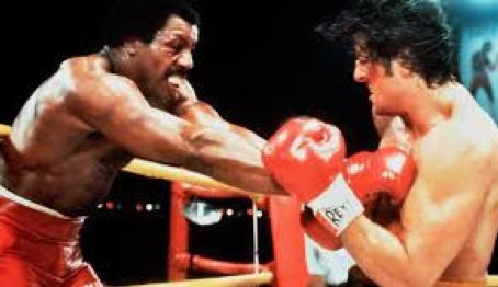 Rocky Balboa vs. Apollo Creed...In Corporate America