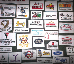 Prodesigns Embroidered Logos
