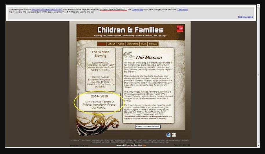 Children and Families Website On Jan 6, 2014.jpg