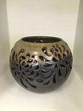 Candle, Handmade Ceramics, handcrafted pottery, Sydney, Ceramic Studio En