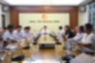Tư vấn tái cấu trúc các lâm trường với UBND tỉnh Quảng Ninh