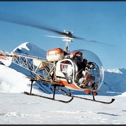 1970 Wiegele Helicopter