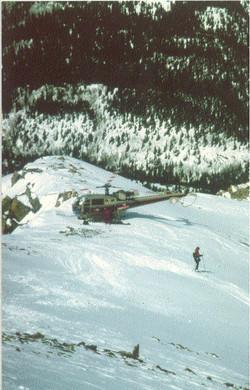 Colorado Heliski 10-Mile Range