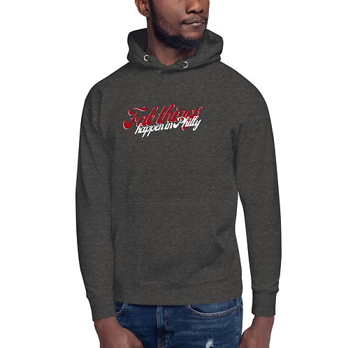 Retro Fab Things Happenin Philly Men's Hoodie