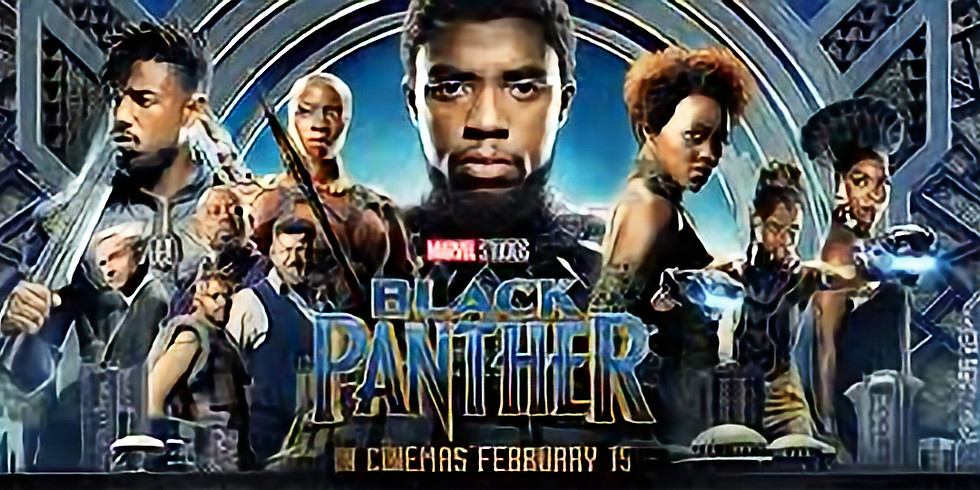 Black Panther Screening & Curriculum Writing for Educators & Youth Workers